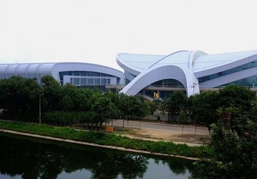 国家鲁班奖项目,东丽体育馆