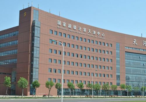 电动开合帘,国家超级计算机天津中心